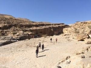 towards muqal cave