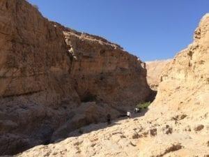 cave hike terrain