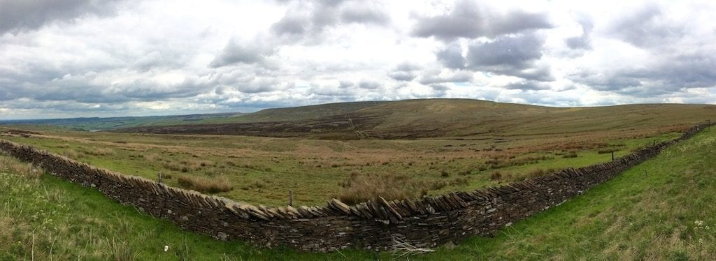 Moorland en route to Barnsley | Peak District