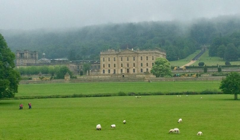Chatsworth House | Derbyshire | England | Pride & Prejudice