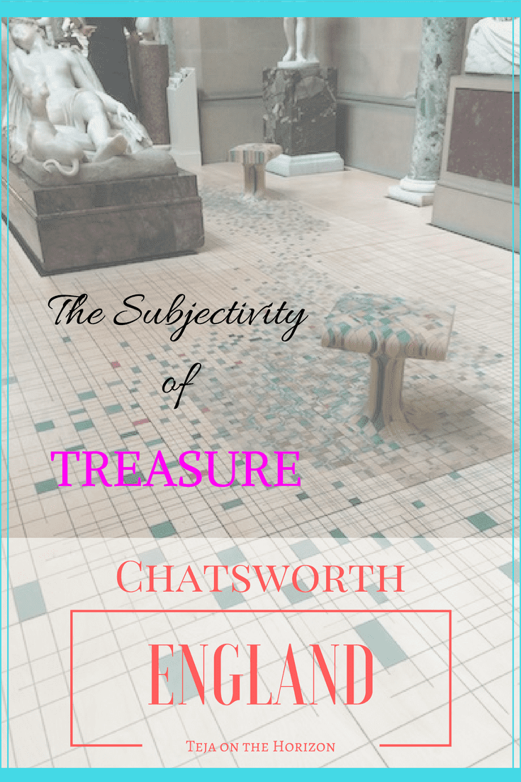 Chatsworth House | Treasure room | Derbyshire | England
