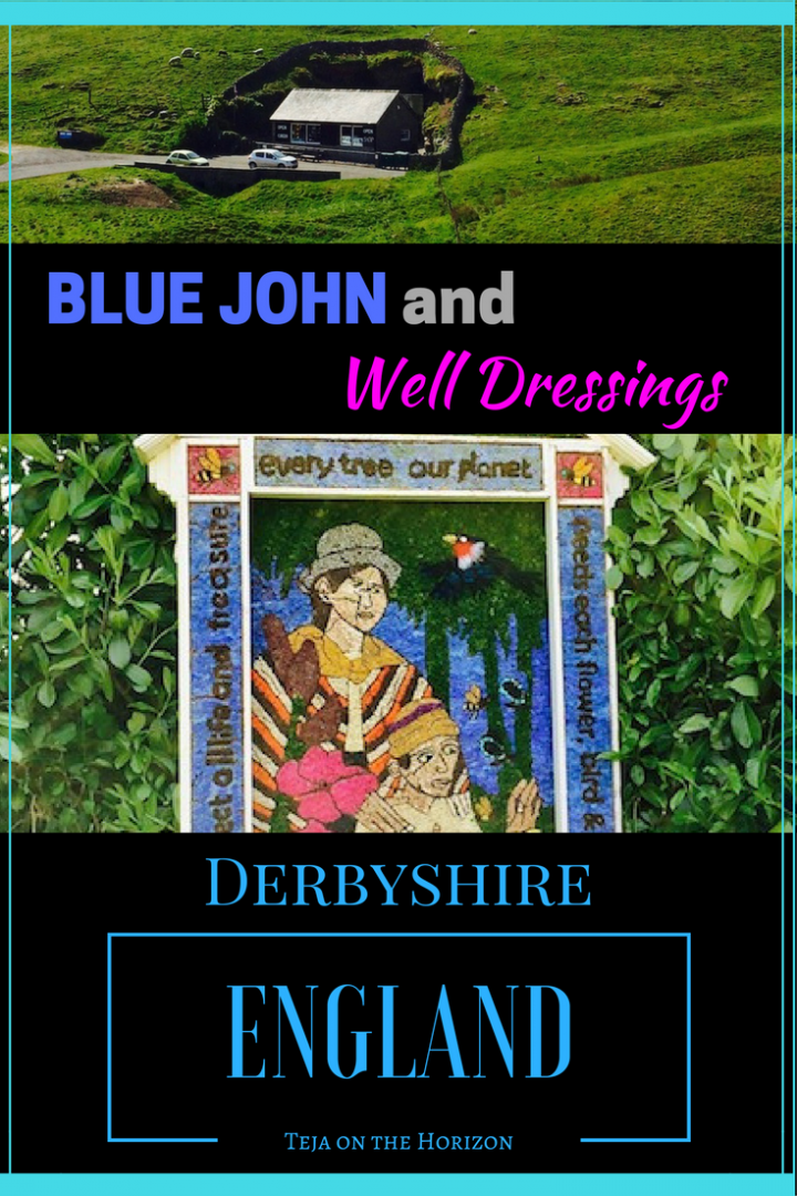 Derbyshire Well dressings 2015 | Cressbrook | Peak District | Derbyshire