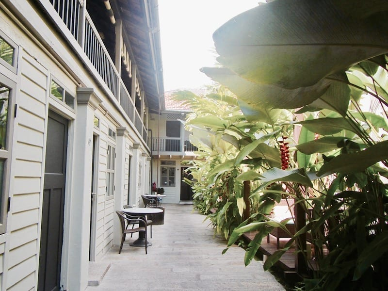 Boutique hotel Penang | Carriage house hotel | Penang UNESCO Heritage Area | Muntri Mews | Malaysia | Pulau Pinang glampacking