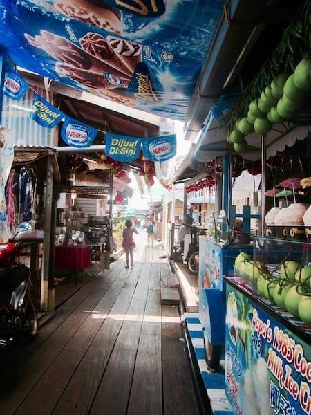 Chew Clan jetty | Penang UNESCO Heritage Area | Malaysia | Pulau Pinang