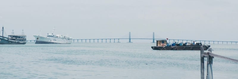 Jambatan Pulau Pinang | Penang suspension bridge | Penang UNESCO Heritage City | Penang Weekend Trip