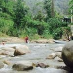 To The Awesome Whitewater Rapids of Gopeng!