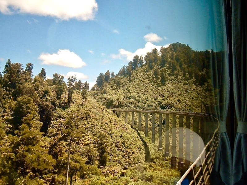 New Zealand North Island | scenic train route | Nepal and India Unusual Packing List | Teja on the Horizon