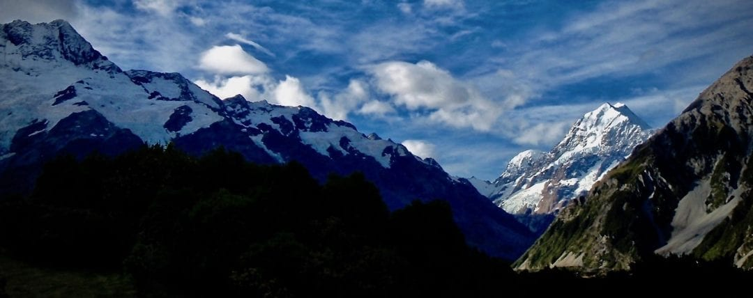 Mount Cook | New Zealand South Island