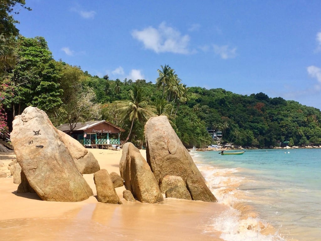Two Simple First Steps to be an Effective Sustainable Traveller | Pantai Pasir Petani | Petani beach | Sustainable travel | carbon offset | travel with purpose | mindful travel | responsible travel | Teja on the Horizon blog
