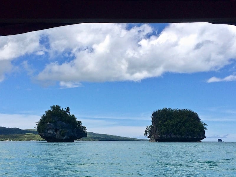 Leyte islets | Marabut islands | funny tree man | rock overhangs | island hopping | boat cruise | Tacloban Philippines | Samar Visayas | the Philippines