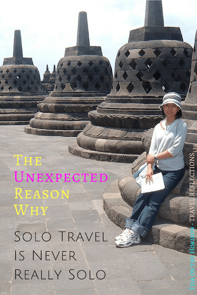 Solo Travel is Never Really Solo | A Birthday Epiphany | Teja on the Horizon | solo travel | growth | family | roots | traveller | parents