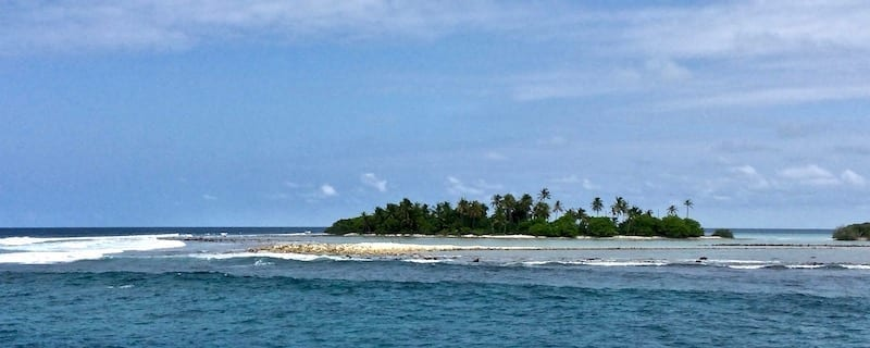 Island in the Maldives | island lagoon Maldives | Dhigurah South Ari