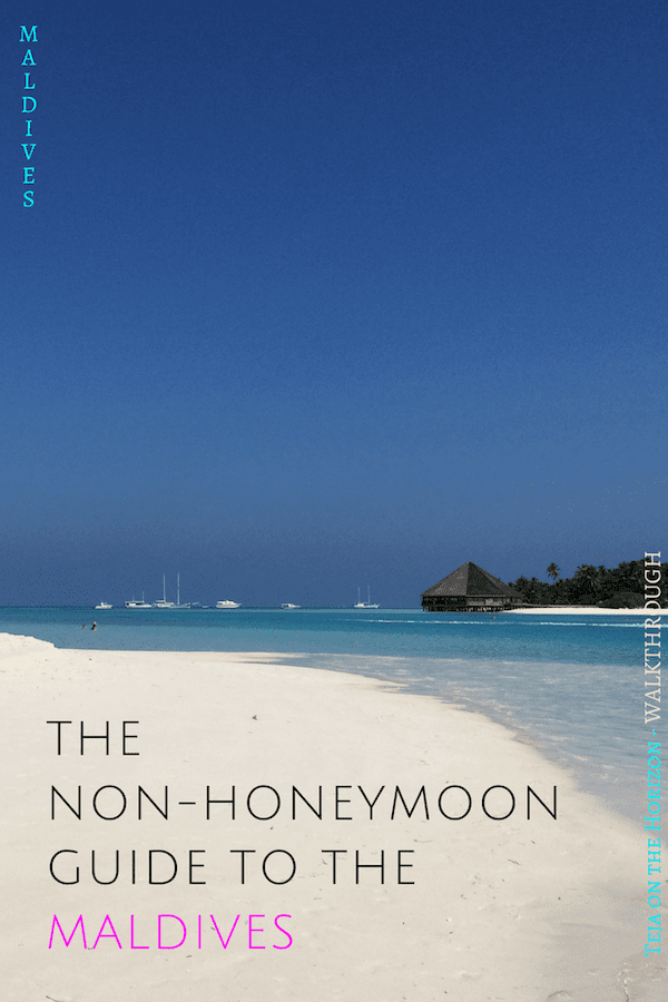 The Non-Honeymoon Maldives Introduction | Maldives travel guide | Teja on the Horizon | Dhiffushi atoll | Maldives local island | Maldives tourism