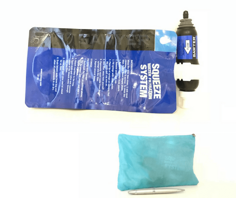 portable water filter   outdoor gear   sustainable travel essentials   travel sustainability review   Travel Sustainably India edition How I Tried to Travel Responsibly